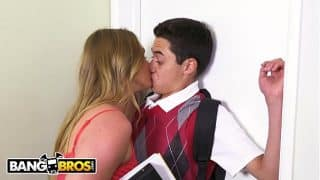 BANGBROS – Juan El Caballo Loco Gets Campus Tour From Daisy Stone