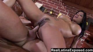 RealLatinaExposed – Anal Cherry Popping With Big Tits Alexis Amore